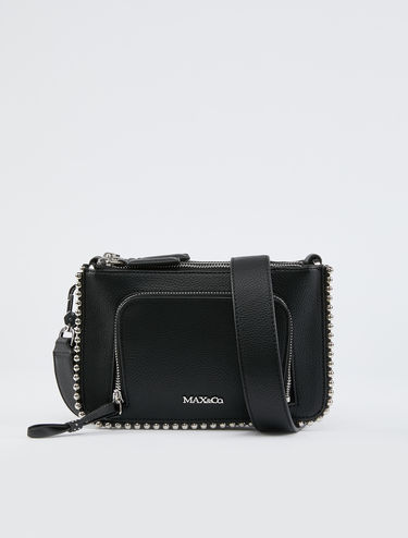 Boule studded mini bag