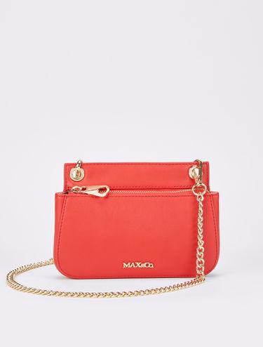 Mini bolso de cadena