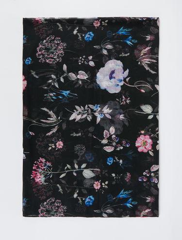 Muslin scarf