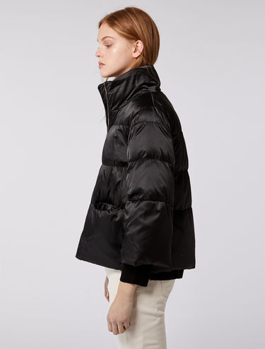 A-line down jacket