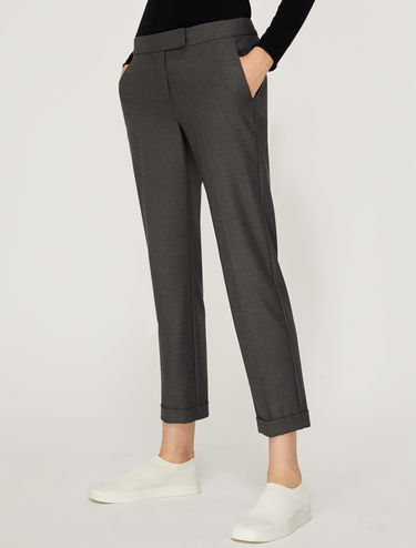 Pantaloni slim fit stretch