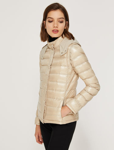 2-in-1 Daunenjacke