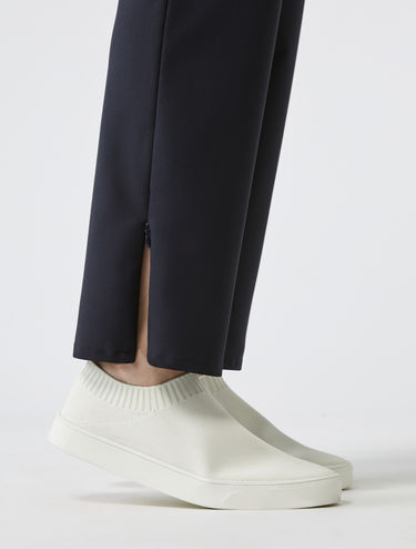 Oya trainers in technical knit