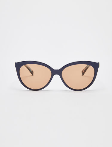 Cat-Eye Sonnenbrille