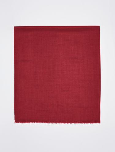 Schal aus Kaschmir/Seide
