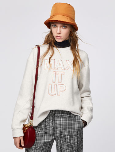 MAX IT UP-Sweatshirt