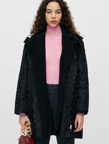 2-in-1 Coat with matching trench