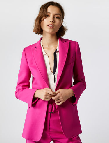 Blazer long couture