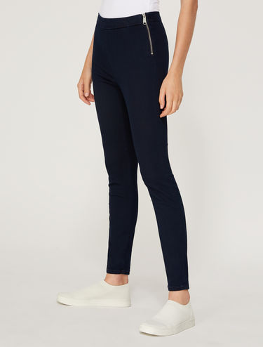 Jeggings aus Super-Stretch-Material