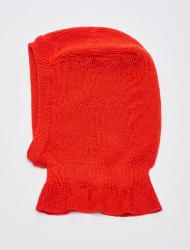 Cagoule di maglia