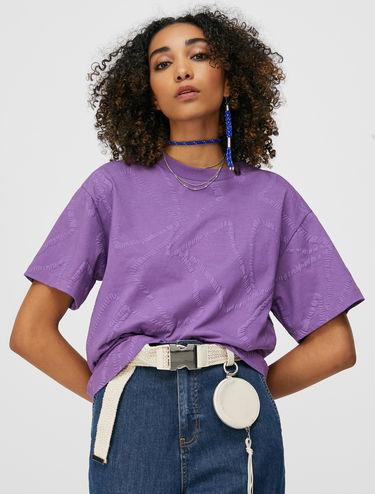 オールオーバープリント  Tシャツ