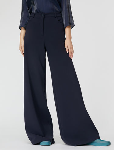 Extra-wide palazzo pants