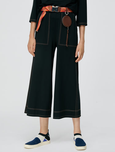 Culottes in jersey