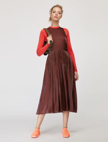 Corolla Dress in organza