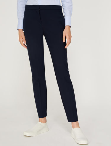 Slim double-stretch trousers
