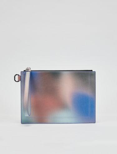 [アッチェット] プリント クラッチ バッグ  | オンライン限定