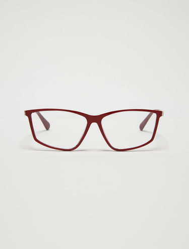 Geometric glasses