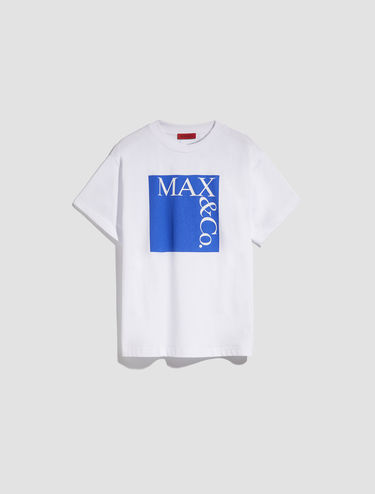 Cotton Logo Tee