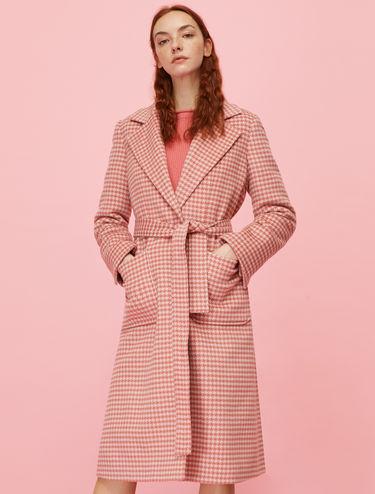 Pure wool Runaway coat