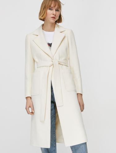 Belted Runaway coat