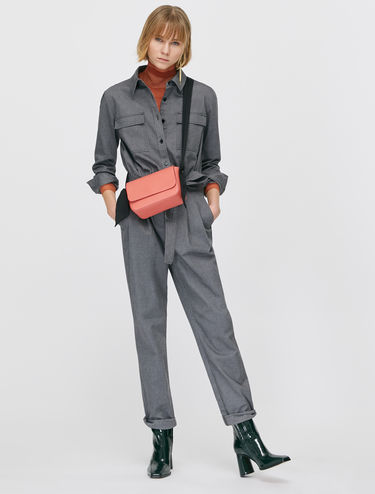 Micro-patterned jumpsuit