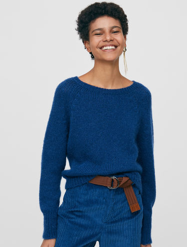 Mohair jumper