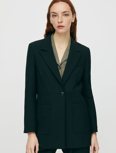 Blazer bi-stretch