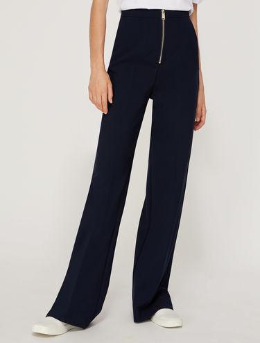 Pantalones De Mujer Skinny Largos De Cintura Alta Max Co