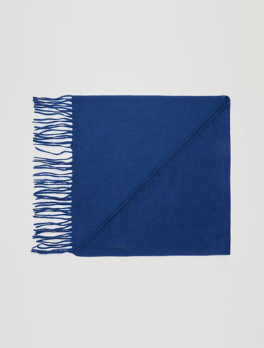 Bufanda triangular de cachemira