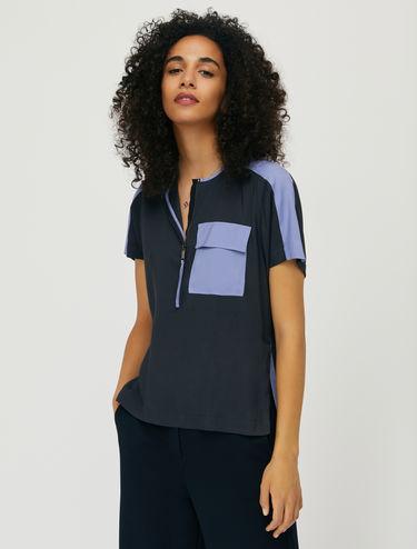 Sablé utility blouse
