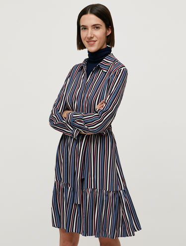 Sablé shirt dress