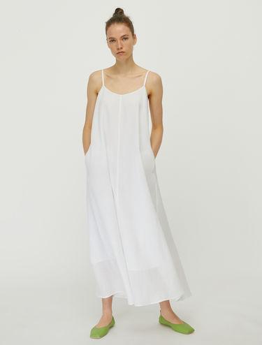 Long Ramie dress
