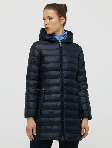 Lightly padded coat