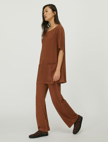 Tunic top and trouser set