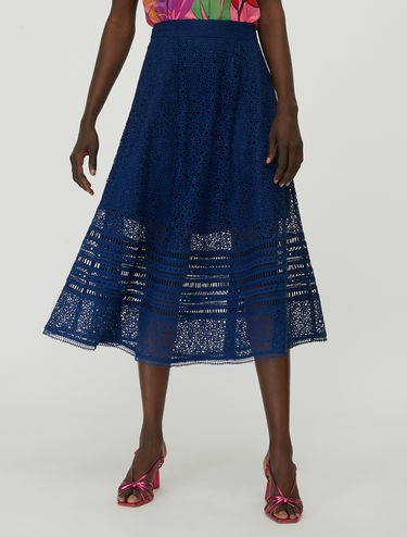 Macramé skirt