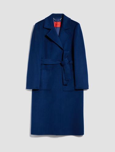 Manteau Runaway en pure laine
