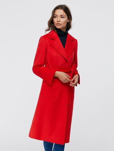 Manteau Runaway en laine