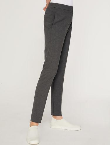 Pantalon coupe slim bi-extensible