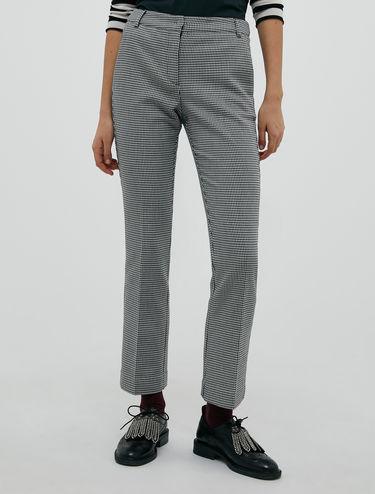 Cigarette trousers