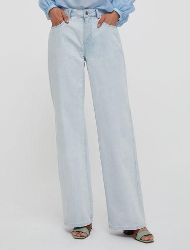 Vintage bleach jeans