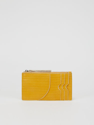 Card holder with coin purse