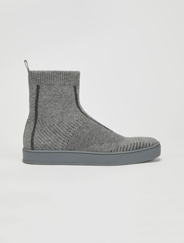 Oya Evolution trainers in technical wool