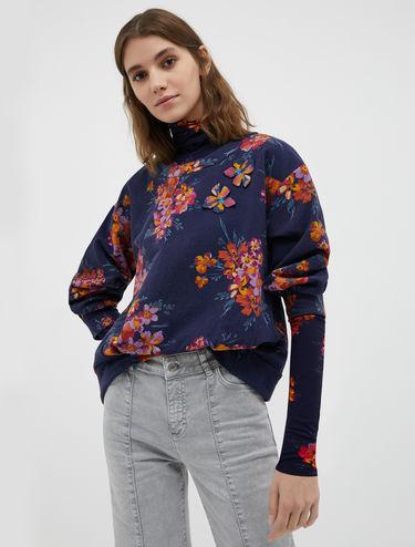 Sweat-shirt haute couture