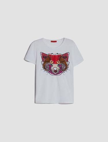 [コッラ] レッドパンダ Tシャツ
